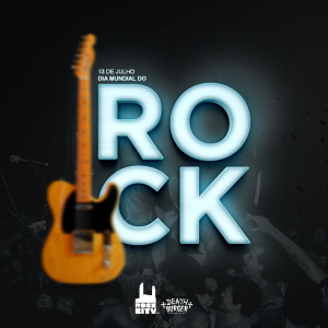 Playlist - Dia Mundial do Rock!