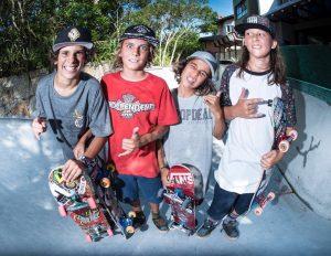 Canal OFF Estreia Série com as Revelações do Skate Nacional