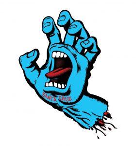 Screaming Hand – Um dos Desenhos mais Clássicos do Skate